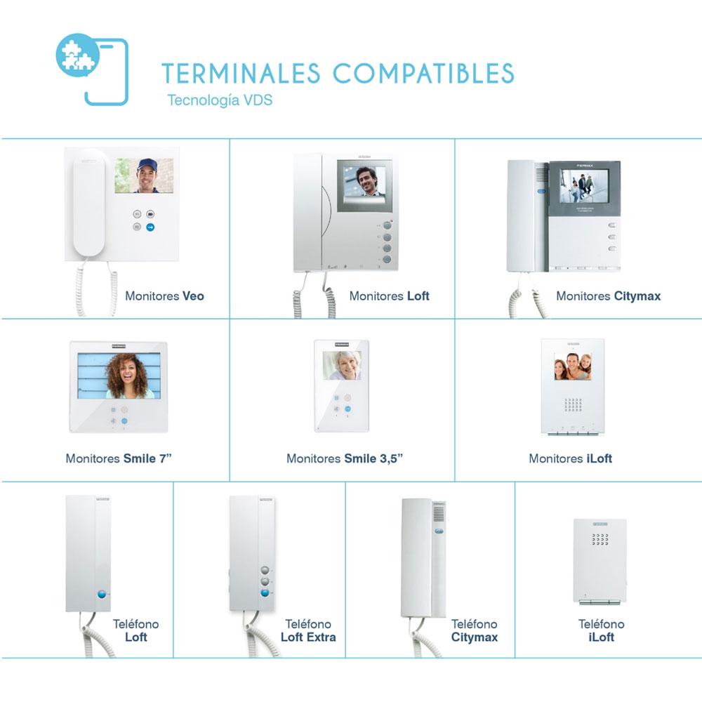 dispositivos compatibles