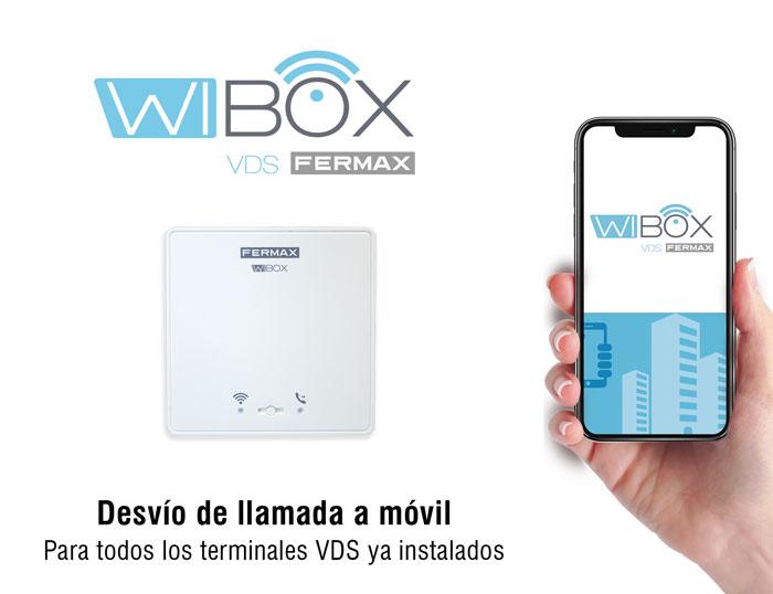 Wibox Fermax